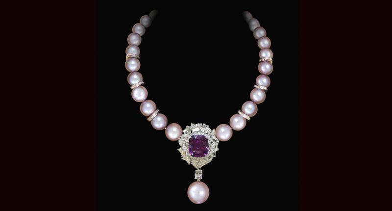 Piece of the Week: Margot McKinney's 'Fantasy' Necklace