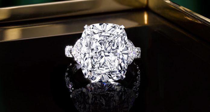 Graff Unveils First Diamonds Cut from 1,109-Carat Stone