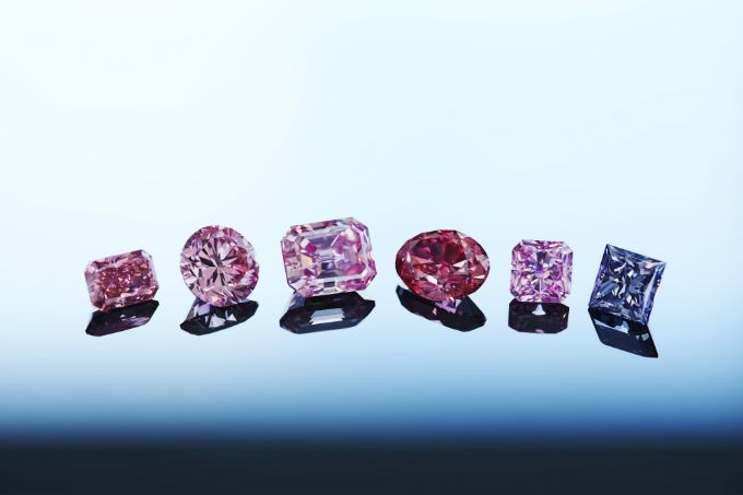 Solid demand boosts Argyle pink diamonds sale