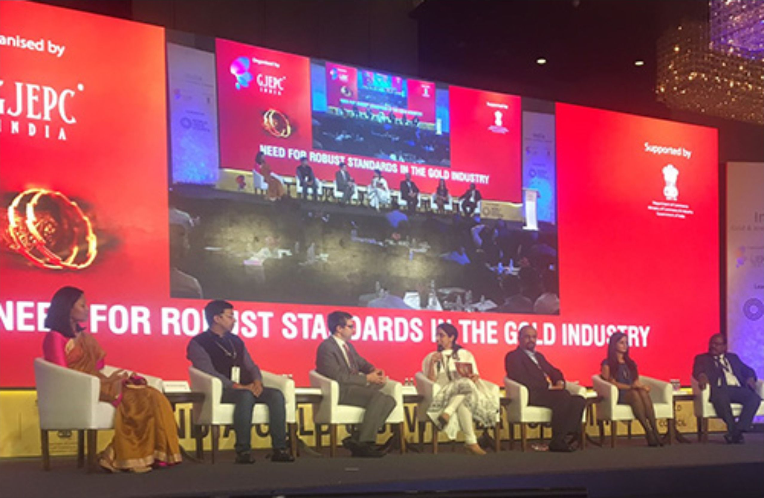 India & Gold Jewellery Summit: Upgrade Technology, Establish Quality Standards to Drive Growth