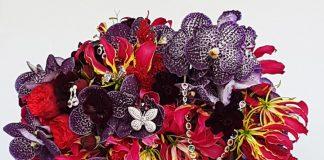 Tivon Fine Jewellery creates Europe's most expensive bouquet