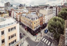 London's diamond district encourages consumers to spend 'Christmas in the Garden'