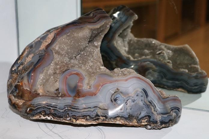 Shoe Shaped Agate