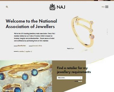 "NAJ launches new website designed to make members ""fit for the future"""
