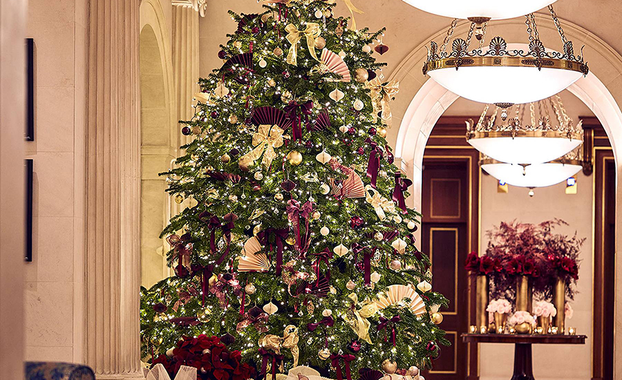 House of Garrard unveils Christmas collaboration with luxury London hotel