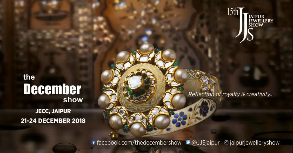 15th Jaipur Jewellery Show 2018
