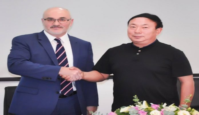 De Beers, NGTC Officially Launch G&J Education Services In China