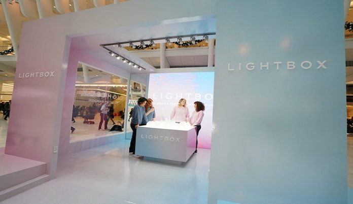 Lightbox Jewellery Opens Pop-up Store in New York for Cyber Week