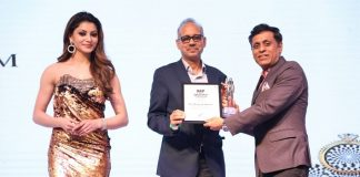P MANGATRAM JEWELLERS honored india's