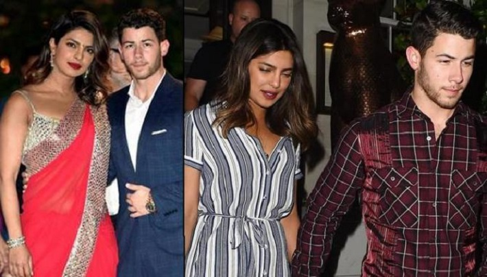 Priyanka Chopra and Nick Jonas are an international couple