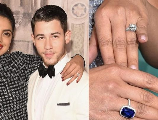 Priyanka Chopra Flaunts Her Engagement Ring And Calls It The Best Piece From Tiffany