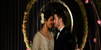 Priyanka Chopra and Nick Jonas a Platinum wedding