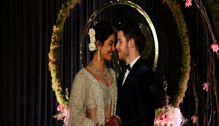 Priyanka Chopra and Nick Jonas a Platinum wedding