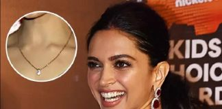 loved deepika padukones diamond mangalsutra