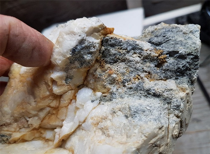 Golden Predator extends 3 Aces mineralization
