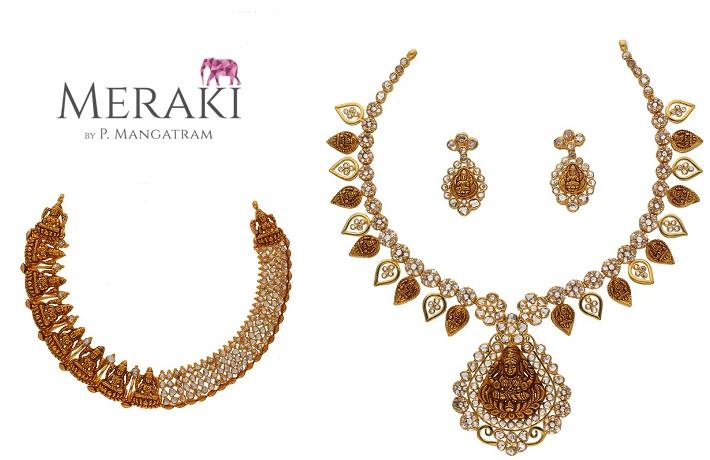MERAKI BY P Mangatram Jewellers