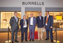 Final Swag store switches to Burrells name as contribution from luxury watches grows