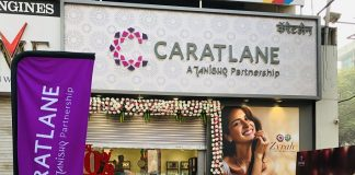 CaratLane launches its 50th store today