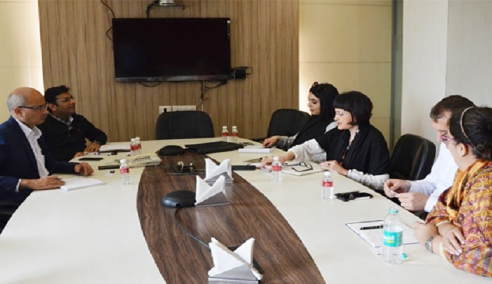 Delegation from Afghanistan Holds Meet with GJEPC in Jaipur
