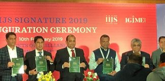 IIJS Signature kick starts in Mumbai with Optimism