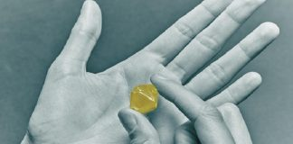 Mountain Province Diamonds tenders an exceptional, 60-carat yellow