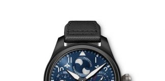 "The Big Pilot's Watch Perpetual Calendar Edition ""Rodeo Drive""IWC"