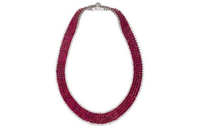 Oscar Heyman necklace