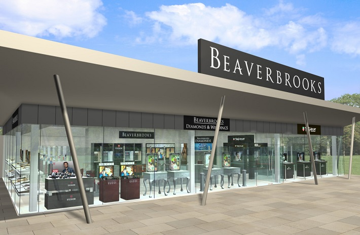 Beaverbrooks schedules summer opening for Rushden Lakes showroom