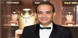 Celebrity jeweller Nirav Modi refused bail after yesterday's arrest