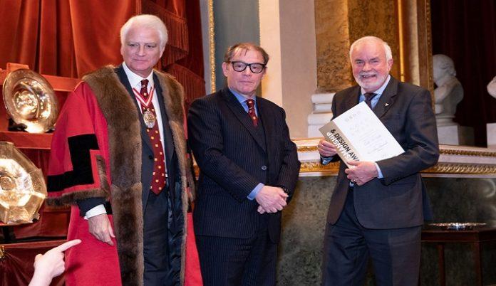 GCDC Prime Warden Tom Fattorini Grant Macdonald Lifetime Achievement Award
