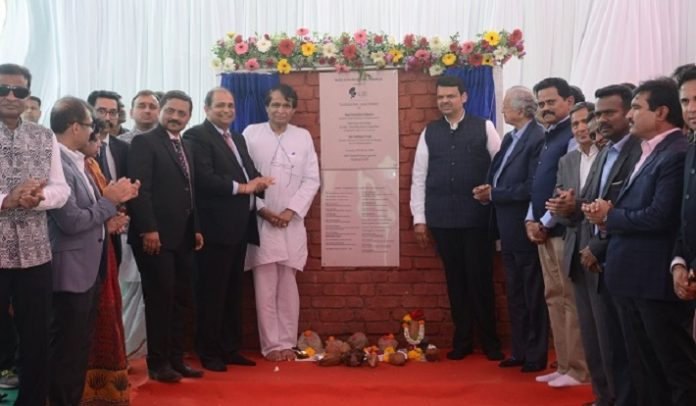 India Jewellery Park inaugurated in Mumbai
