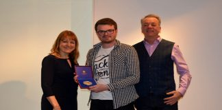 Former Harriet Kelsall apprentice receives Goldsmiths' Company Apprentice of the Year award
