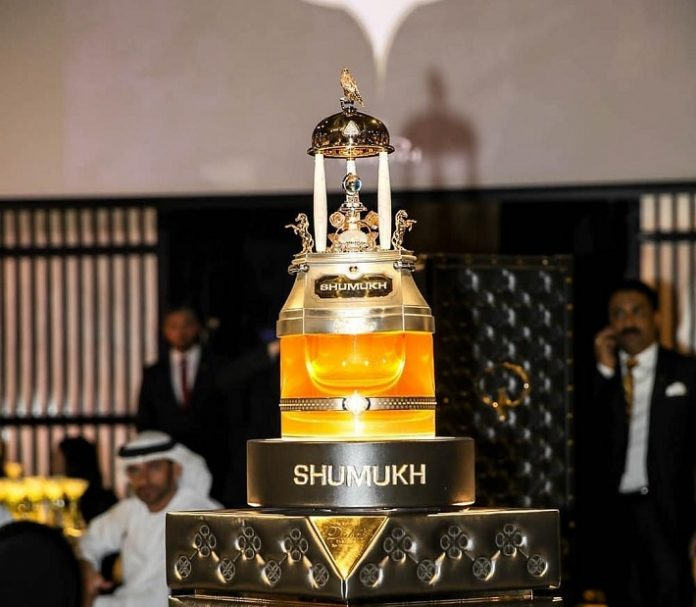 IGI Certifies SHUMUKH, a Guinness World Record Holding Perfume