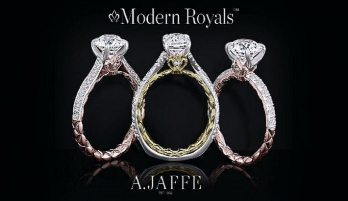 A.JAFFE Unveils Modern Royals™ Jewelry Collection & Announces Partnership With Charity Beautiful Self