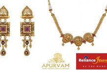 Reliance Jewels launches Temple Jewellery Collection 'Apurvam'