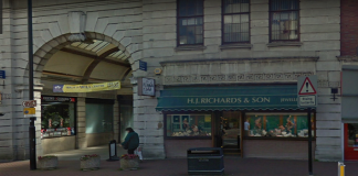 Burton jeweller exits high street after 120 years