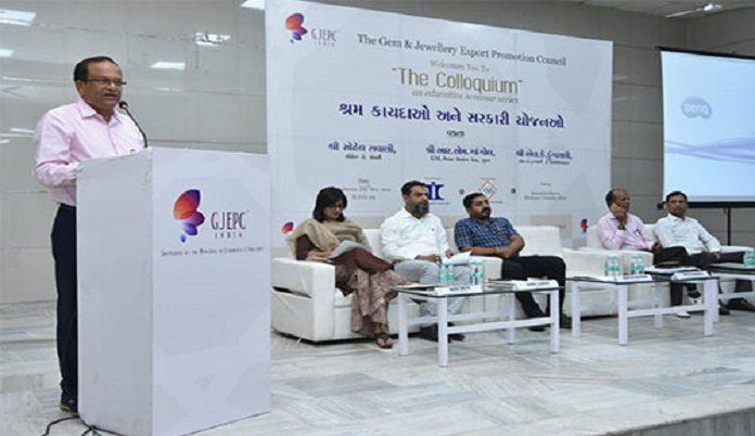 GJEPC Organises Awareness Workshop for MSME Enterprises in Surat