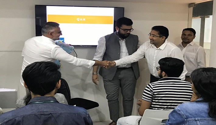 IIG hosts seminar on 'Design Journey – From Concept to Completion'