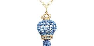 Piece of the Week: Lydia Courteille's Couture Pendant