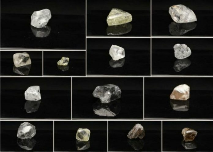 Rough diamonds from Mothae fetch US$3.5 million in Antwerp