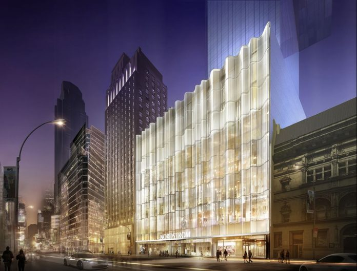 Nordstrom Sets October Opening for New York Flagship Store