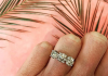 Over one third of women pick their own engagement rings