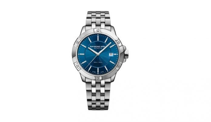 Raymond Weil launches new watches for Beaverbooks' centenary