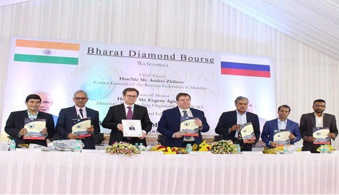 Registration Opens for 2019 Bharat Diamond Bourse