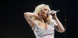 Rita Ora Performs At The O2 Arena