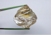 130 carat gem quality diamond recovered at Lulo