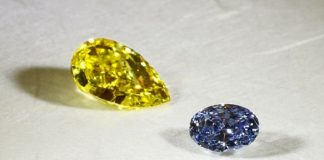 The Fancy Color Research Foundation colored diamonds