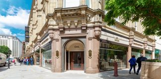 FIRST LOOK David M Robinson unveils expanded Manchester showroom