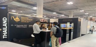 U.S. buyers increasingly turn to handcrafted gem-set Thai jewelry, showcased at JCK Las Vegas 2019.