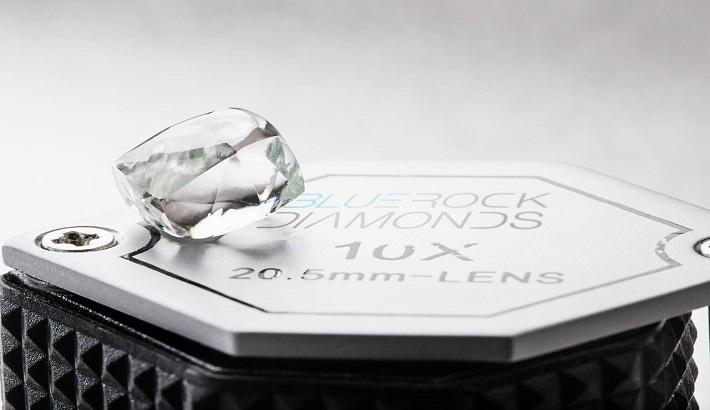 BlueRock Diamonds Production